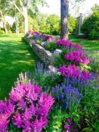 more 5 brilliant front yard flower ideas