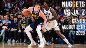 Nuggets vs Jazz HIGHLIGHTS Full Game | NBA Playoffs Game 5 August 25, 2020  - YouTube