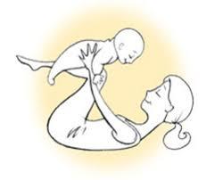 Résultats de recherche d'images pour «images yoga mamans et bébés»