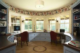 Turret Room Design Craft Room In A Turret With Lots Of Windows Huge Work Table