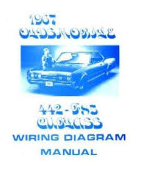 cheap oldsmobile cutlass oldsmobile cutlass deals on get quotations acircmiddot 1967 oldsmobile 442 cutlass f 85 electrical wiring diagram schematic manual book