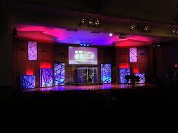 Tangled Boxes Church Stage Design Stage Design Church Stage