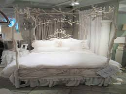 Bedroom:White Soft Tree Branch Bed Frame Tree Branch Bed Frame Design Ideas