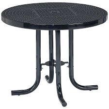 36 patio table veranda black patio table 36 outdoor table cover 36 patio table
