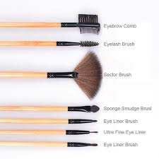 bobbi brown brushes uses. 2014 new 24pc bobbi brown professional makeup brushes sets with soft black bag bobbi brown uses .