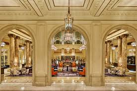 historic luxury at the palace hotel in san francisco california life hd