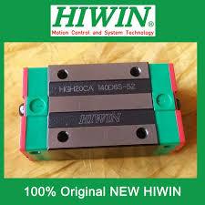 <b>1pcs HIWIN</b> HGH20 HGH20CA HG20 New <b>original linear</b> guide ...