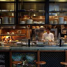 restaurant open kitchen. Full Size Of Kitchen:cool Restaurant Open Kitchen Food Appealing Steak Interior L
