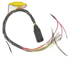 mercury wiring harness iboats com mercury marine 414 0220a 2 cannon plug engine harness cdi electronics