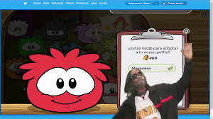 Club penguin EL NEGRO XXX al resacate YouTube