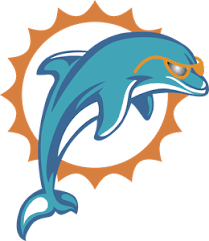 Miami Dolphins Logo Vector (.SVG) Free Download