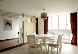 Minimalist Small Dining Room Elegant Dark Brown Leather Dining - Brown dining room chairs