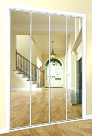 full size of mirrored bifold closet doors without bottom track mirror stanley sliding ikea wardrobe gorgeous