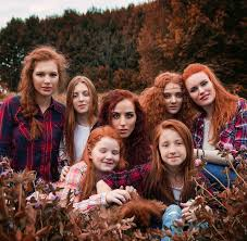 The a gene in redheads