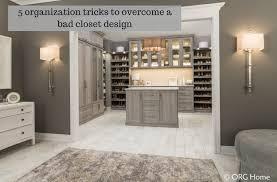 5 organization tricks to overcome a bad closet design innovate home org columbus ohio