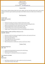 Resume High School Graduate Inspiration Lettersmail