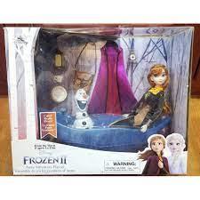 Bộ búp bê Disney Frozen2 ANNA và OLAF - Mỹ (Hàng thật mới 100%) chính hãng  1,500,000đ