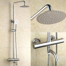 brushed nickel shower system free today pulse showerspas kauai ii