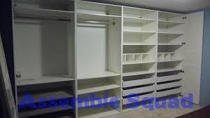 ikea pax closet systems. Image Of: Ikea-pax-wardrobe-06-assembly-install-vancouver Ikea Pax Closet Systems