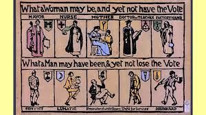 Image result for suffrage movement