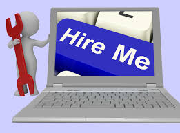 Search Images Online Free Photo Hire Me Computer Key Showing Work And Careers Search