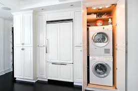 counter depth washer and dryer. Delighful Washer Hidden Washer And Dryer View Full Size Counter Depth  Depth E