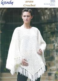 Free Crochet Cape Patterns