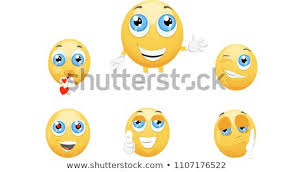 smiley face cartoons