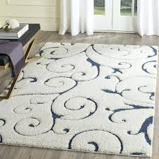 navy blue and gray area rugs cream navy blue area rug