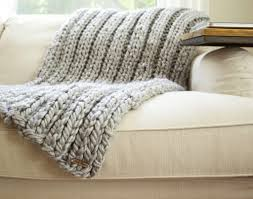 Chunky Blanket Pattern