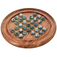 Wooden Board Game With Marbles Board Games ShalinIndia 67