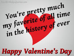 Cute Valentines Quotes Unique Cute Valentines Day Quote YourBirthdayQuotes