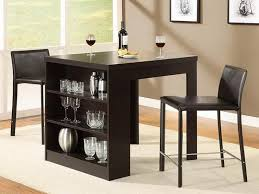 ideas small space kitchen table