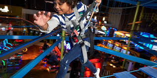Min Event Gravity Ropes Indoor High Ropes Course Main Event