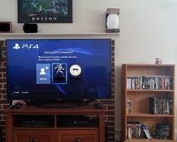 best size tv for gaming living room setup tv in livingom or basement top gaming bedroom u