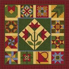 122 best Debbie Mumm images on Pinterest | Quilt blocks, Quilt ... & Christmas Wishes ~ Debbie Mumm 2008 Block of the Month Quilt ~ free project  instructions Adamdwight.com