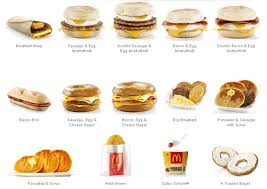 mcdonalds breakfast menu. Beautiful Menu After Months Of Test Marketing In Three US States The McDonaldu0027s Corp  Says That Beginning October 6 2015 Consumers Can Dine On Its Breakfast Menu All  On Mcdonalds Breakfast Menu