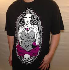 Fatal Clothing Designs Mens Fatal Clothing Tee Black Shirt With Rad Depop