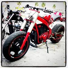custom street bike simply sict