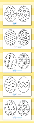 Twinkl Resources Free Printables Easter Egg