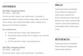Free Resume Templates Google Docs Impressive Free Resume Template For Printing ShareTemplates