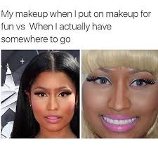45 memes about makeup that ll make you laugh so hard you ll smudge