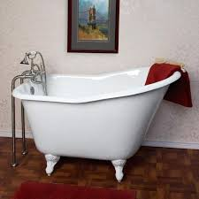 refurbished clawfoot tub cheviot regal double ended