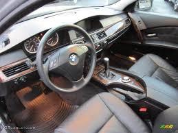 Coupe Series bmw 2006 5 series : Black Interior 2006 BMW 5 Series 530xi Wagon Photo #62655900 ...
