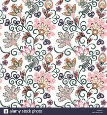 How To Draw Batik Designs Pattern Draw Fabric Batik Stock Photos Pattern Draw Fabric