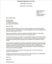 Sample Scholarship Request Letters Scholarship Request Letter As Sample Scholarship Request Letter Copy