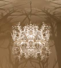 set on a dimmer the forest changes intensity with the brightness of the light these are some of the coolest lighting fixtures we ve seen