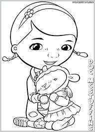 Doc Mcstuffin Coloring Book Doc Mcstuffins Coloring Book Beautiful