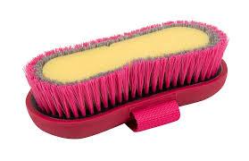 sponge brush. soft-grip-sponge-brush-pink sponge brush