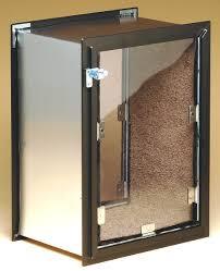 Hale Custom Dimension Dog Doors for Walls | PetDoors.com